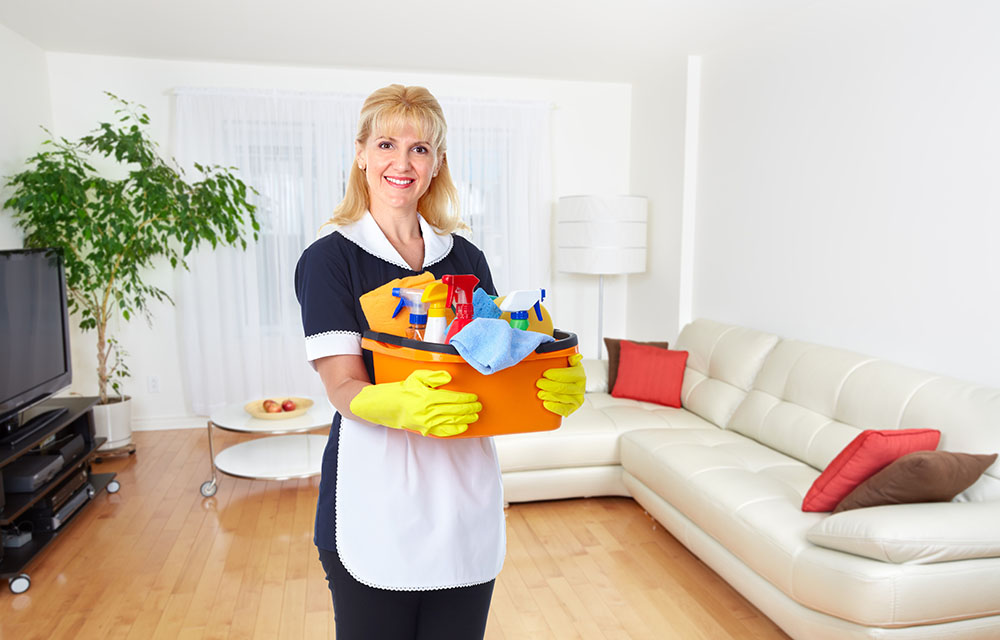 Janitorial Cleaning, House Cleaning, Personal Maid Service